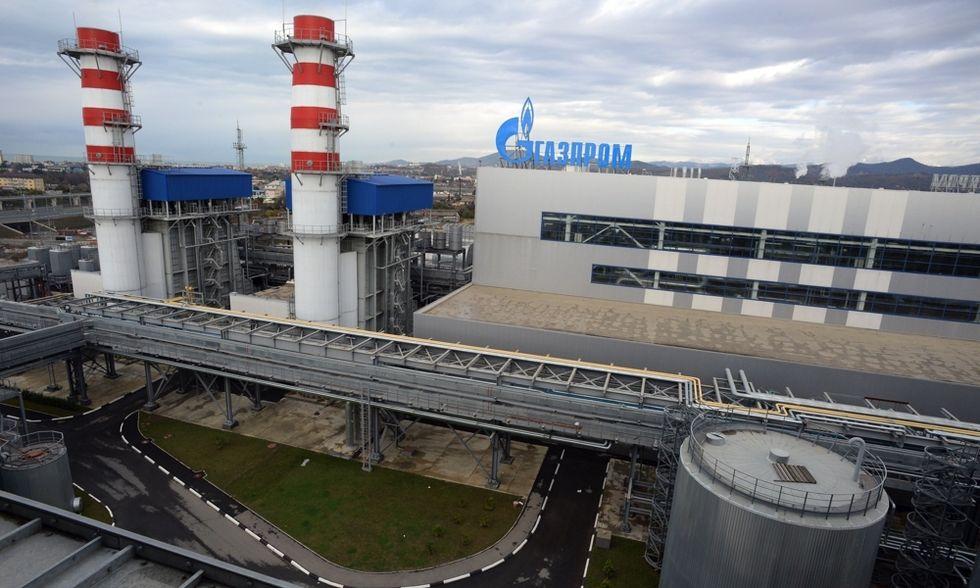 Italia e il gas della Russia abbracciati per sempre