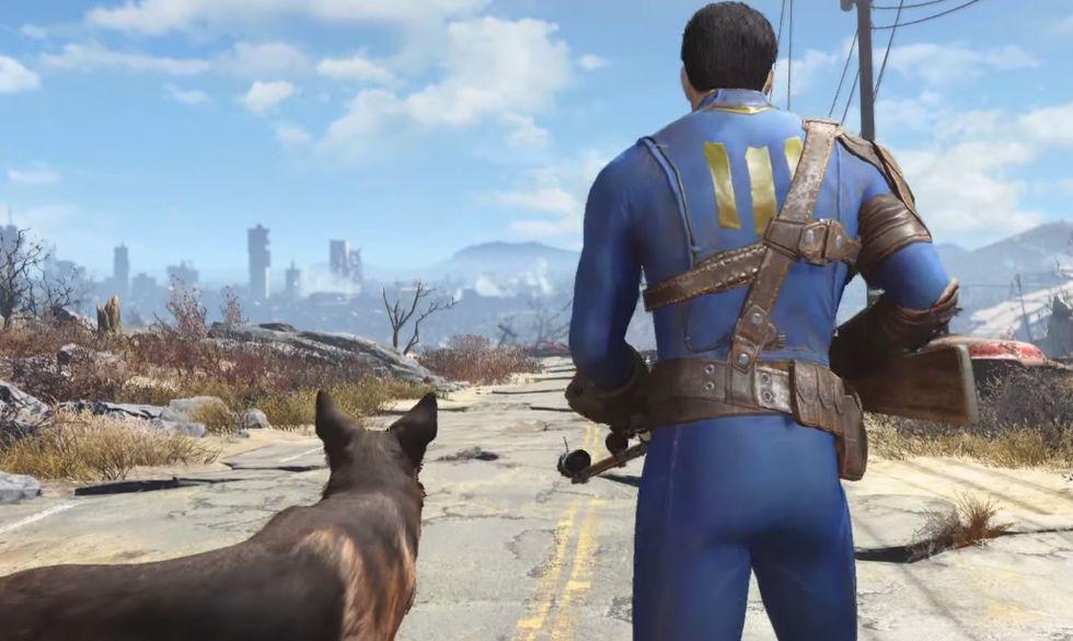 Fallout 4, il trailer ufficiale