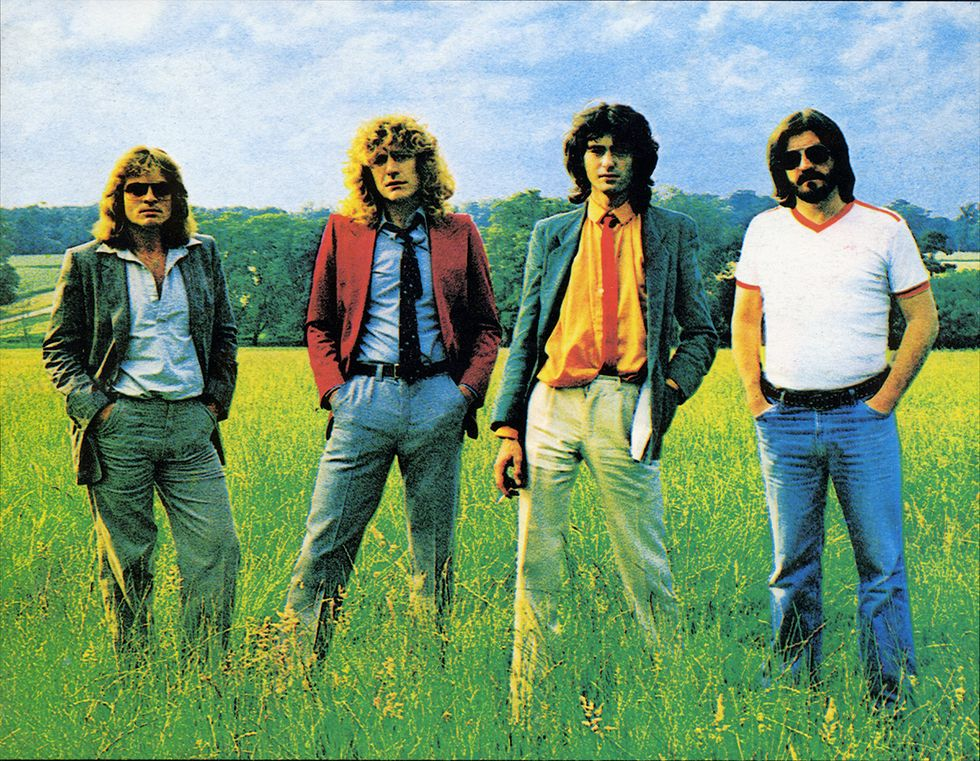 Led Zeppelin, arrivano i remaster di Presence, In through the out door e Coda