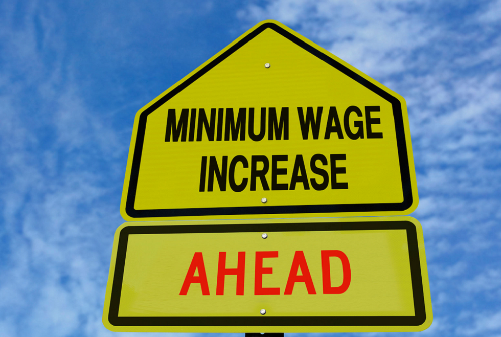 I dieci paesi dove i salari minimi sono più alti