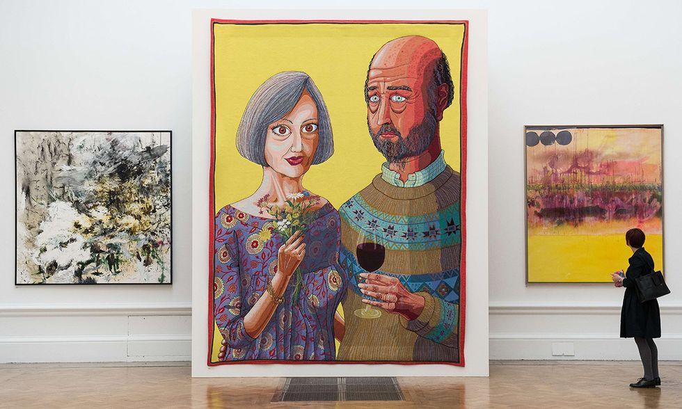 Londra, la mostra d'estate della Royal Academy of Arts