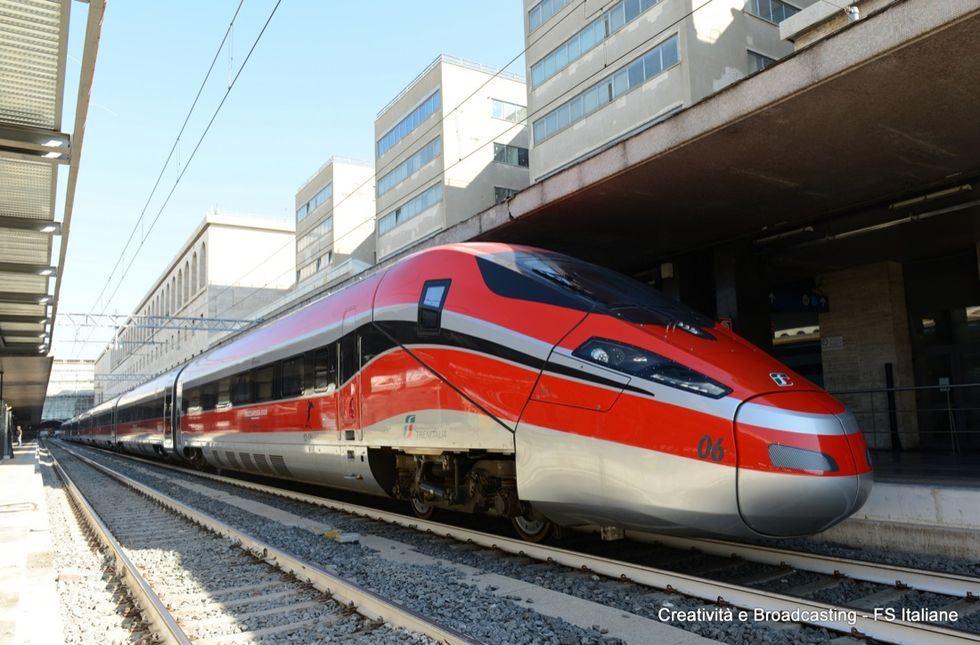 Frecciarossa 1000: il treno super-veloce