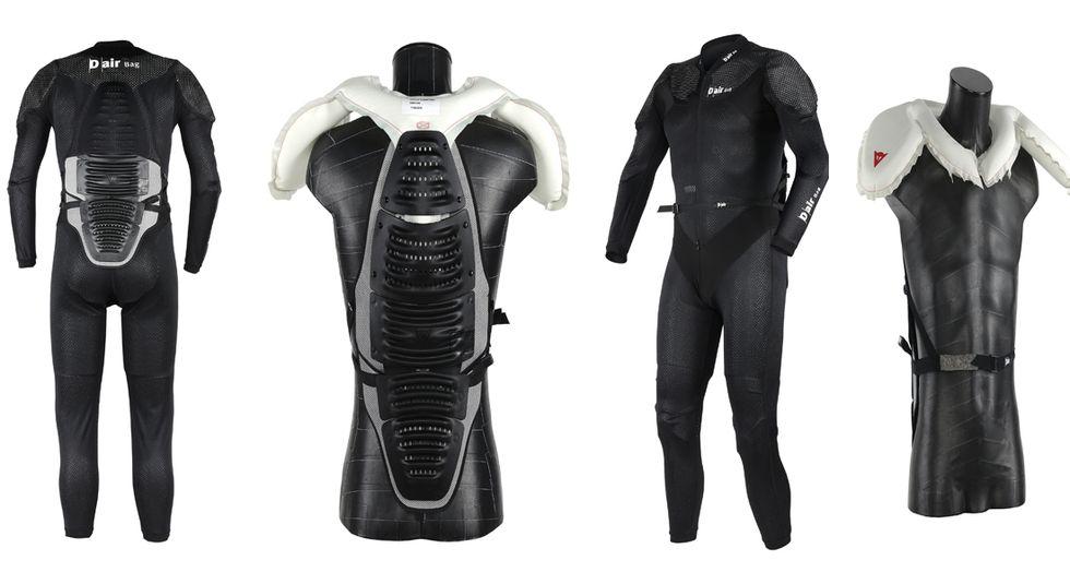 Motomondiale: Dainese D-Air Armor, l'airbag per tutti