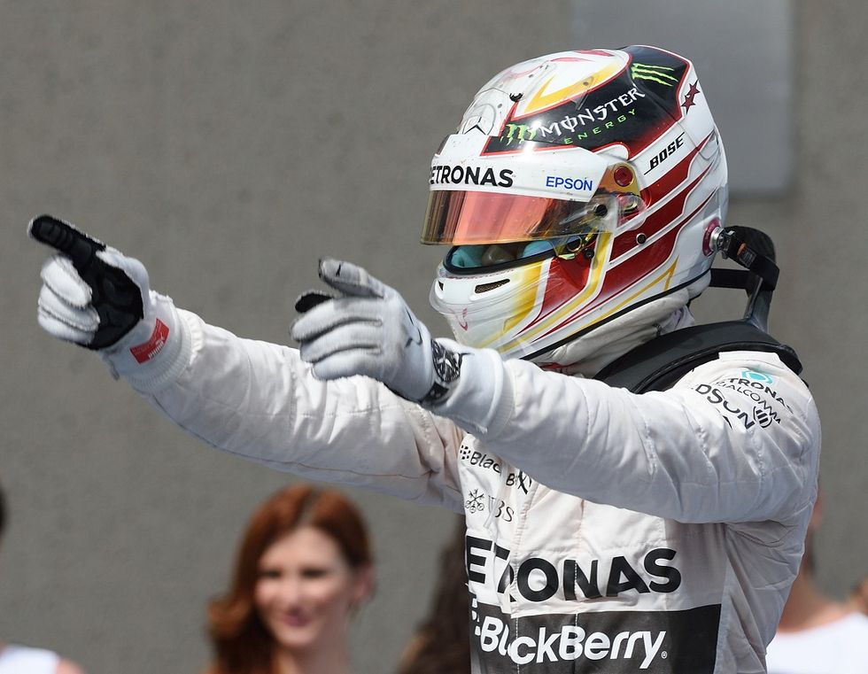 Gp Canada: Hamilton senza rivali. Ferrari giù dal podio