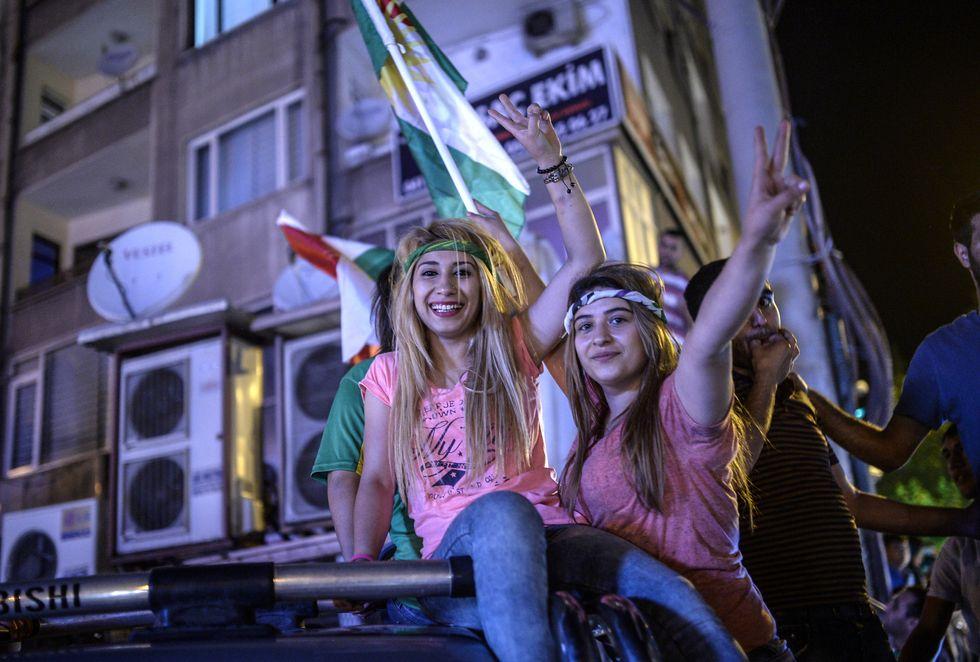 Elezioni in Turchia: schiaffo al sultano Erdogan