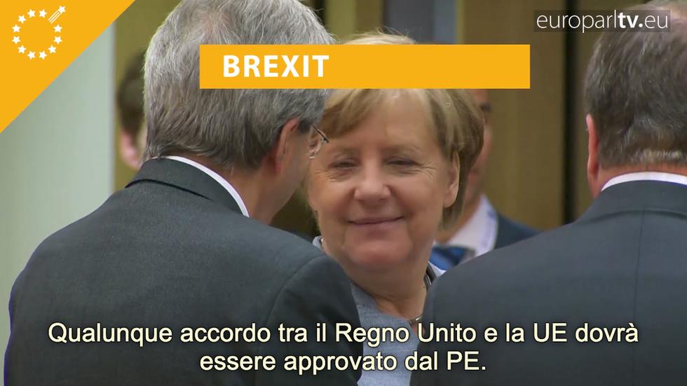 parlamento europeo brexit