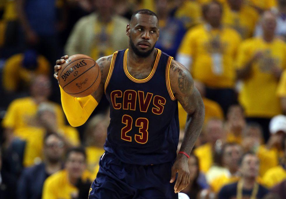 Nba, Warriors-Cavs: perché 40 punti di James non bastano per il titolo