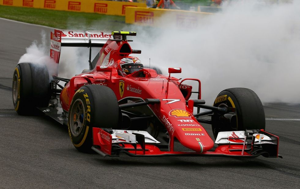 Gp Canada: l'errore di Raikkonen spinge la Ferrari a rivedere i suoi piani
