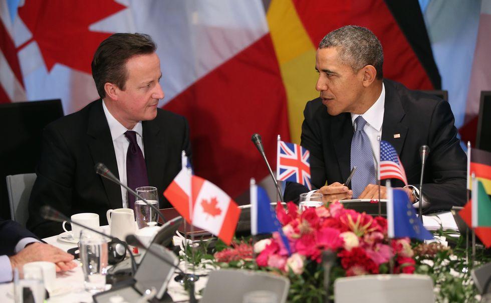 G7 e Russia: l'Ue si allinea agli Stati Uniti