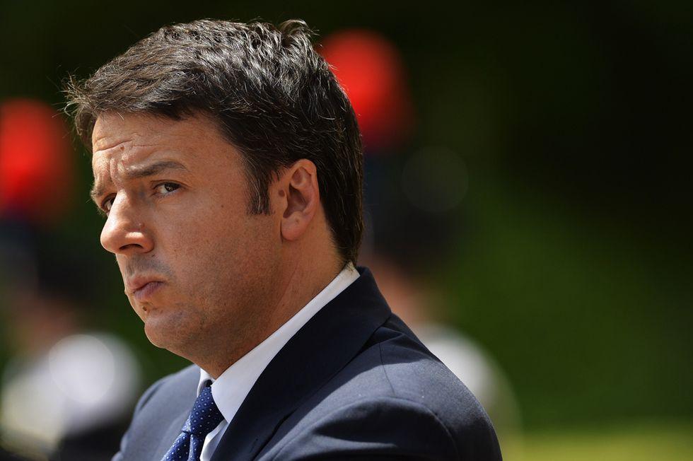 Gollum Renzi e il suo doppio