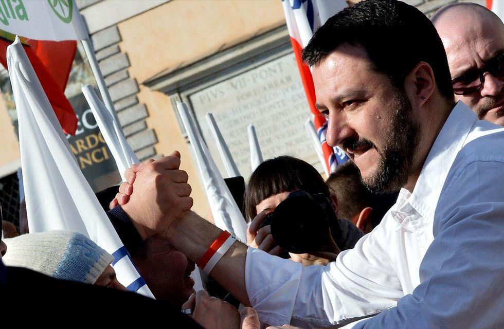 Perché Matteo Salvini non può essere il leader del centrodestra