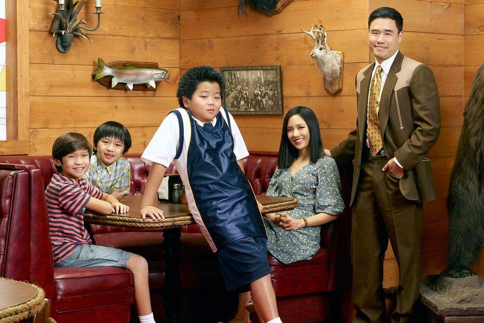 Fresh Off the boat: la sitcom che parla taiwanese