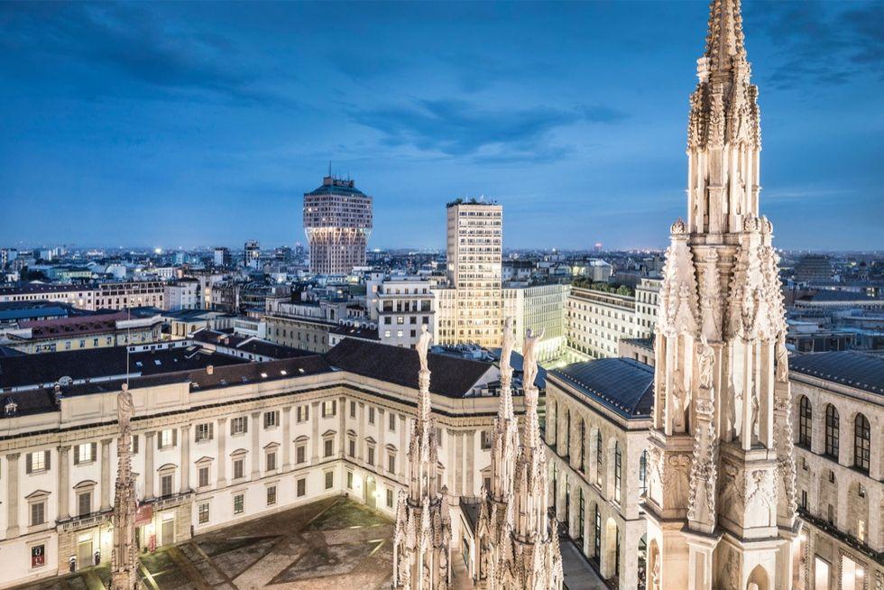 Da Expo a Expo: Milano in foto, dal 1906 al 2015