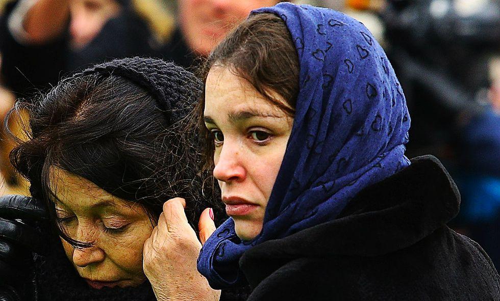 """La figlia di Nemtsov lascia la Russia: """"La propaganda di Putin uccide"""""""
