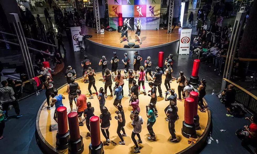 Fit Kombat: la palestra incontra le arti marziali