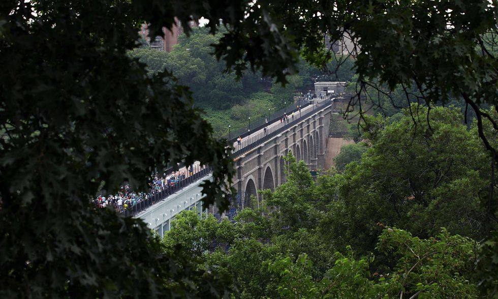 New York, riapre il ponte più vecchio della città - Foto
