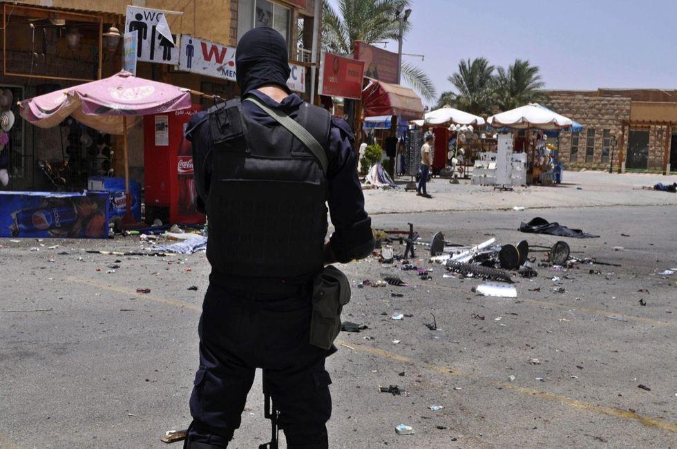 Egitto, attentato kamikaze a Luxor - Foto