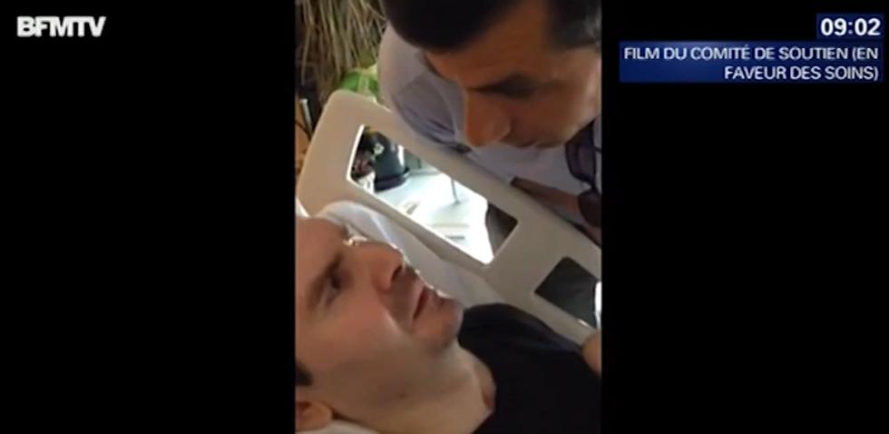 Eutanasia, i medici non sospendono i trattamenti a Vincent Lambert