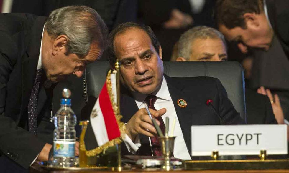 Chi sono i killer di Regeni, secondo il generale Al Sisi