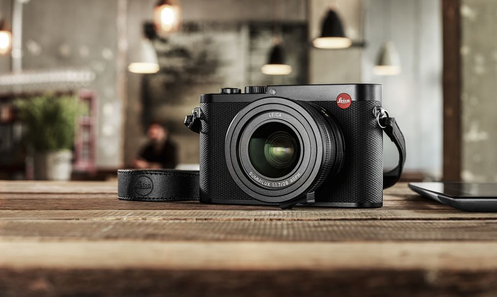 Leica Q, la full frame che sta nel taschino