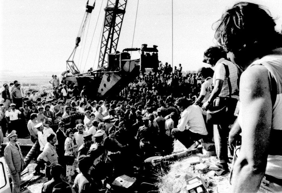 13 giugno 1981: l'Italia si ferma a Vermicino