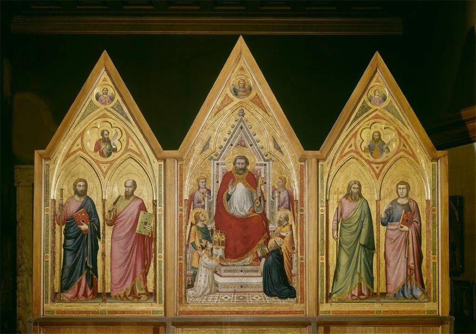 """""""Giotto, l'Italia"""". L'autunno di Palazzo Reale a Milano"""