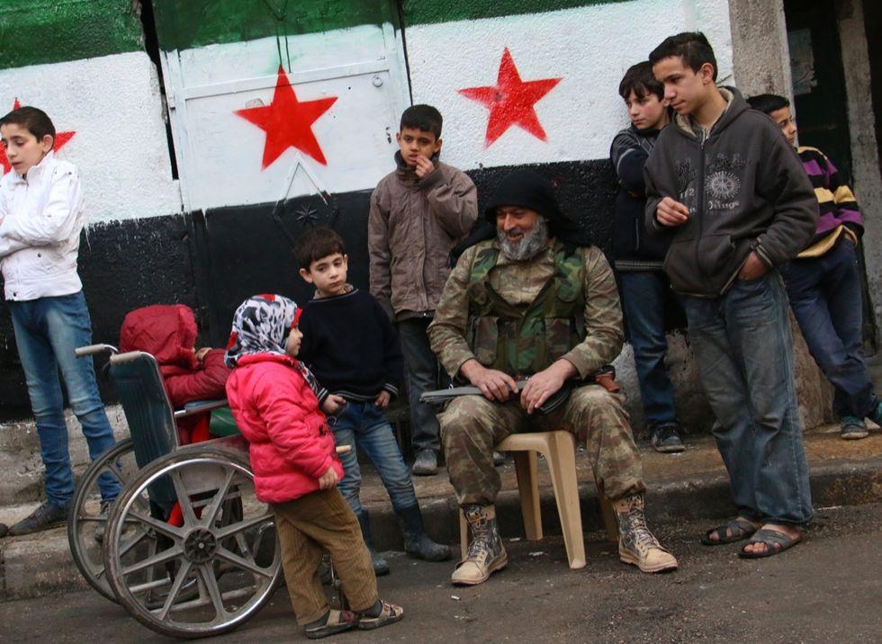 Vivere ad Aleppo con l'Isis alle porte