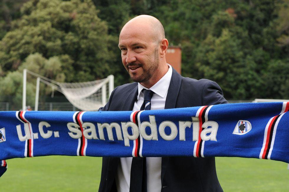 """Zenga presenta la nuova Sampdoria: """"Squadra di qualità, vogliamo stupire"""""""