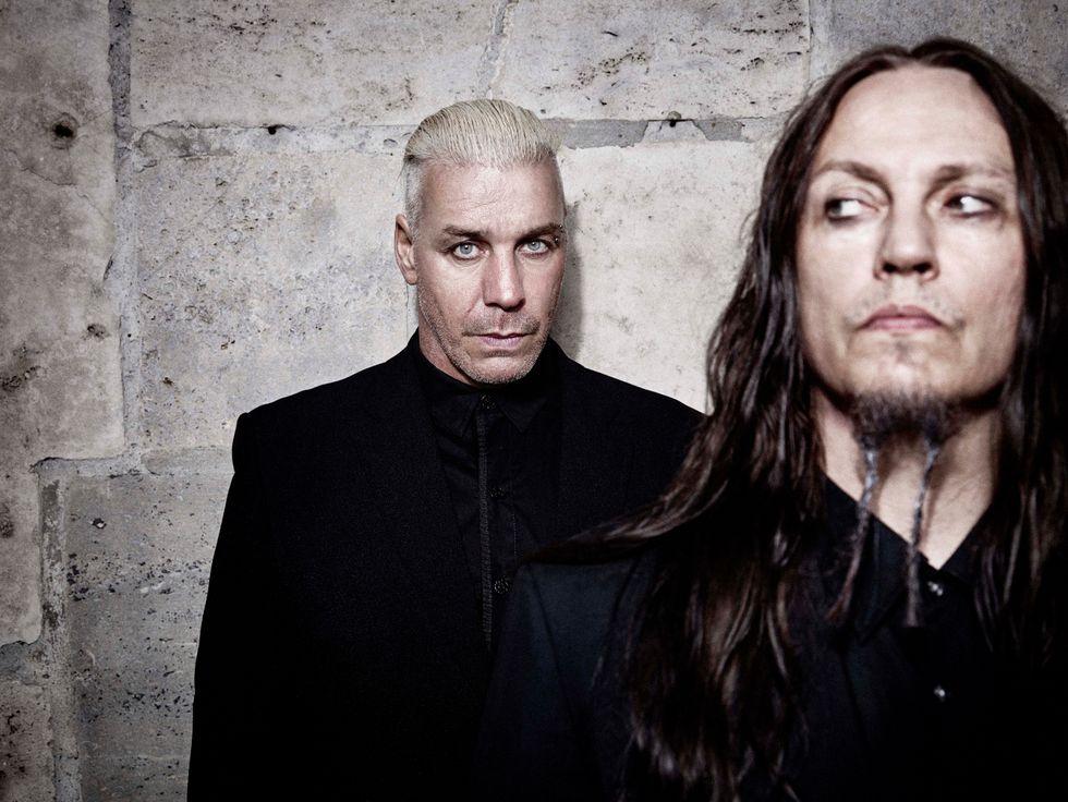 """Lindemann: """" 'Skills in pills' è una pausa dai Rammstein"""""""
