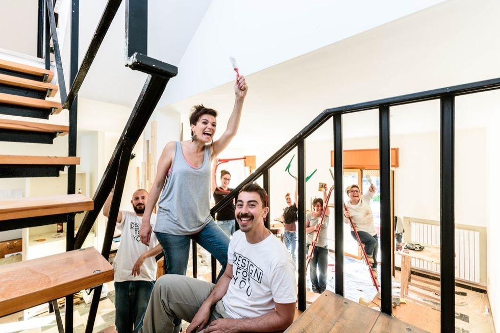 Una casa (netural) per realizzare i sogni imprenditoriali