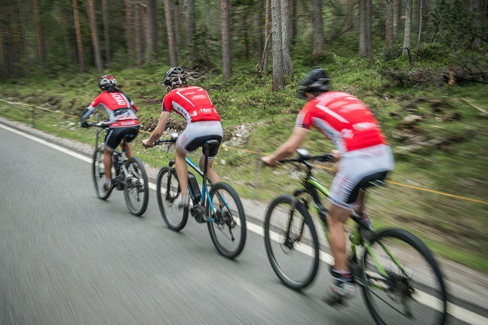 A San Candido i Mondiali di e-bike