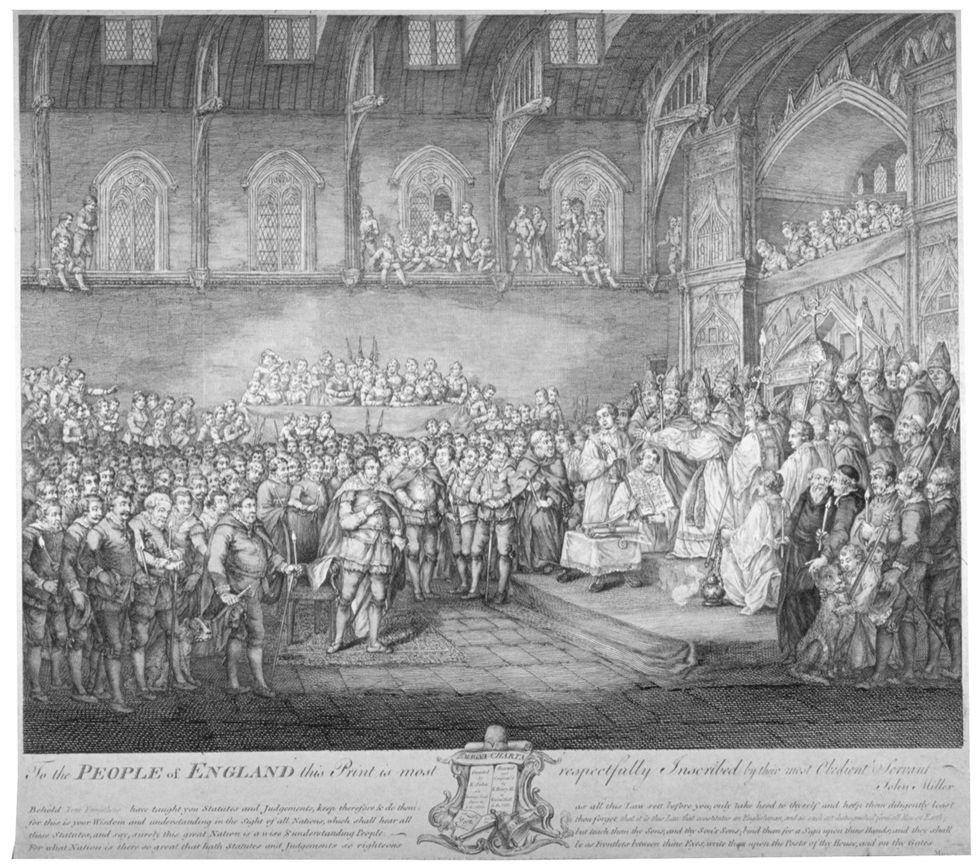 La Magna Charta: cos'è in 5 punti