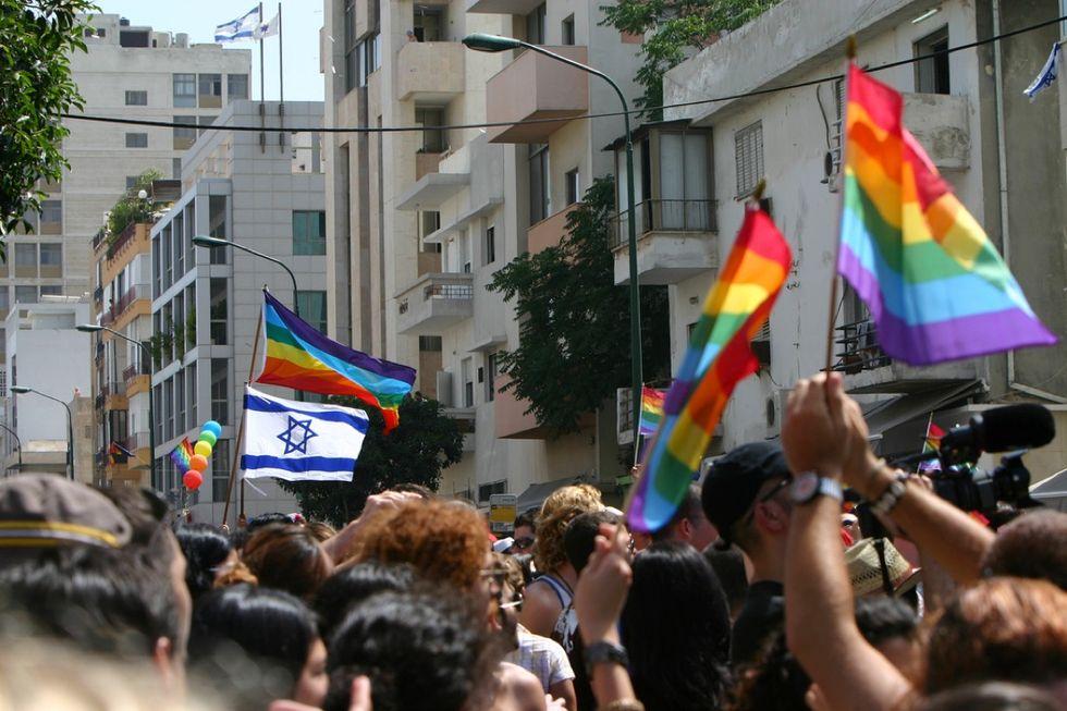 Tel Aviv città aperta (non solo ai gay)