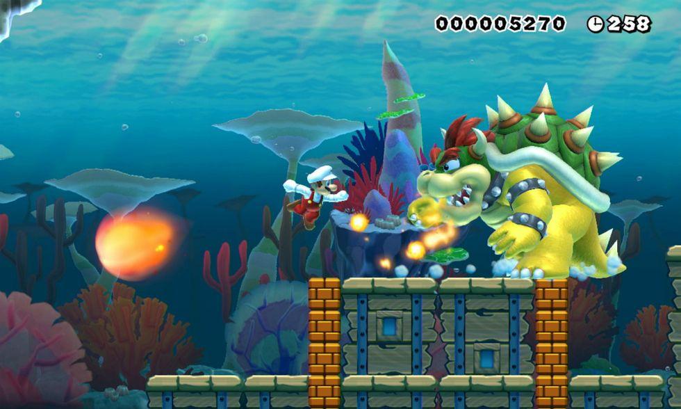 Nintendo celebra Super Mario e scommette su Star Fox