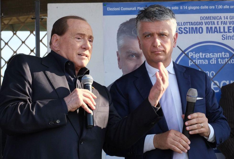 Pietrasanta, Mallegni sindaco: una storia a lieto fine
