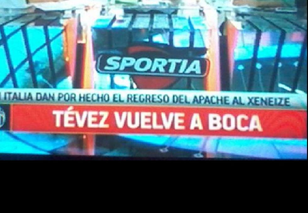 Tevez ha scelto: Juventus addio, torna al Boca Juniors