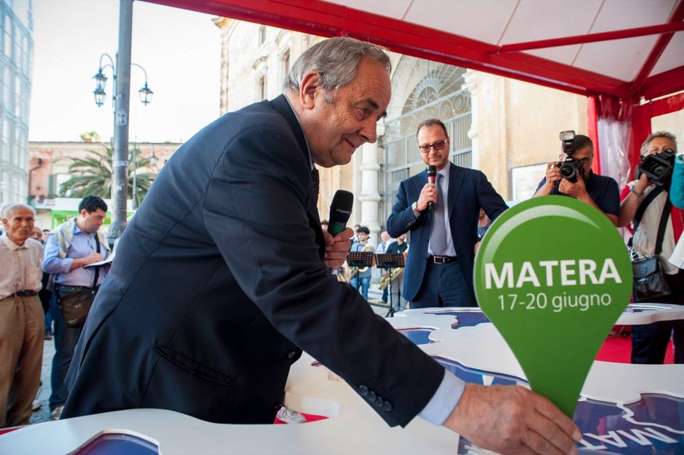 Matera: inaugurata la casa di Panorama d'Italia
