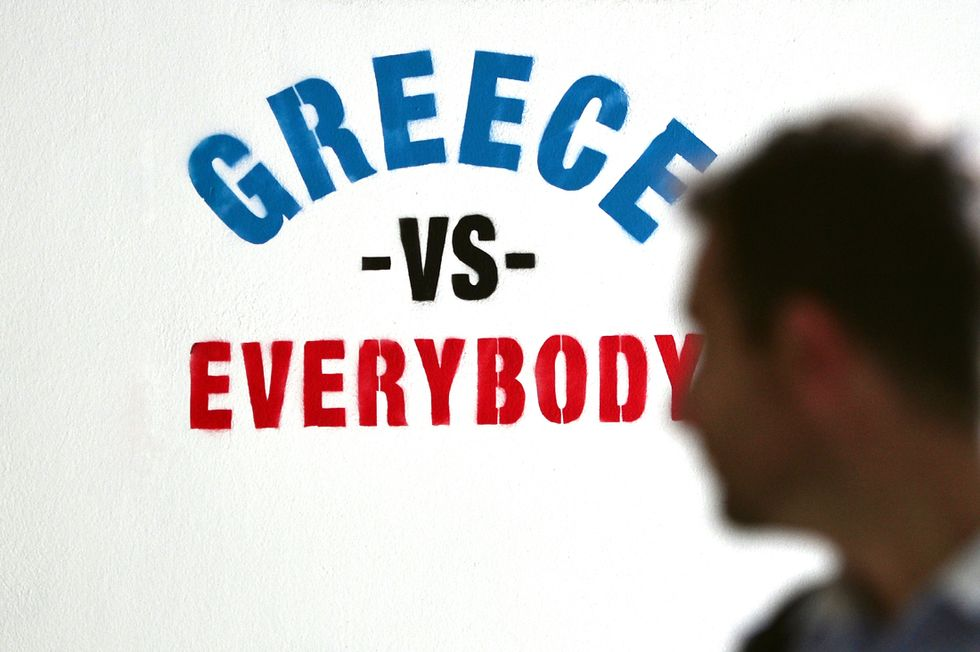 Grecia fuori dall'euro: istruzioni per l'uso