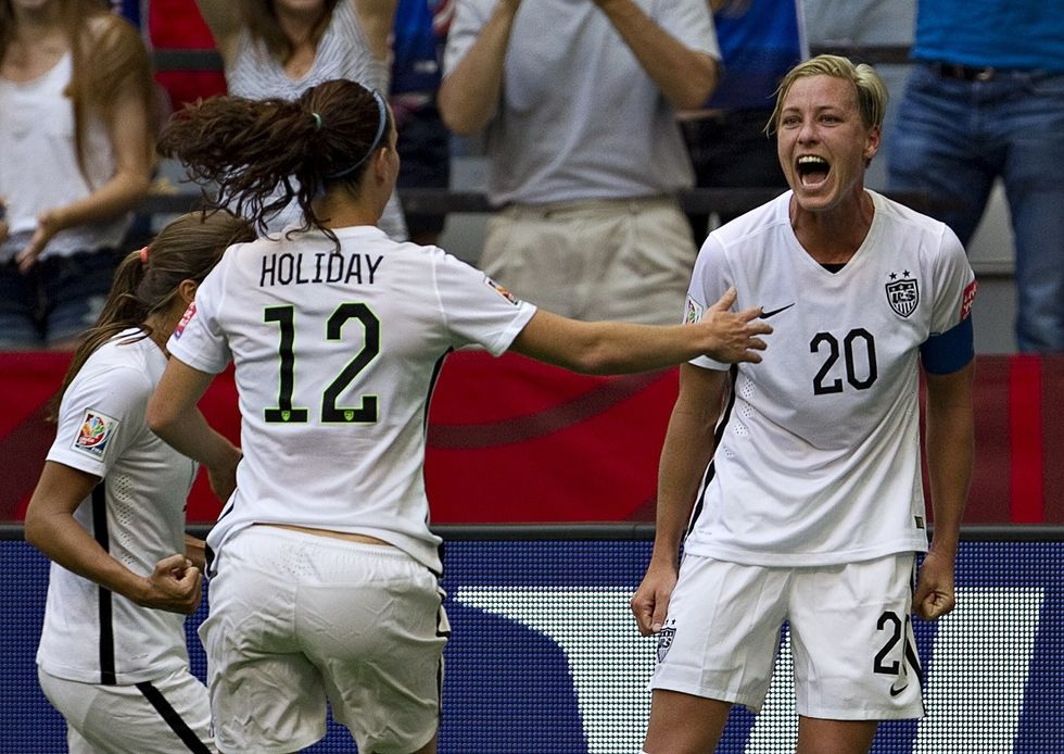 Calcio femminile: le bomber del Mondiale 2015