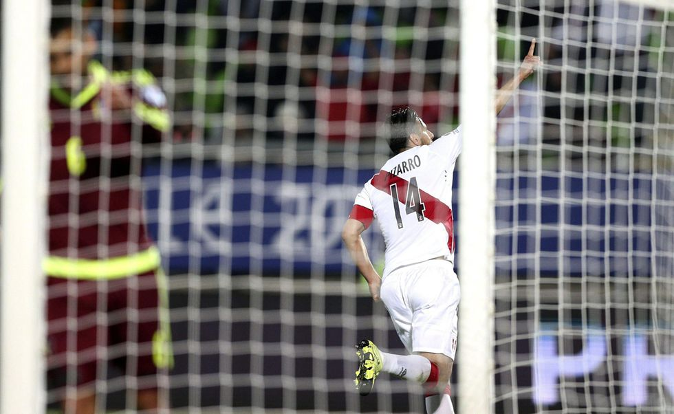 Copa America, i goal: Perù-Venezuela 1-0