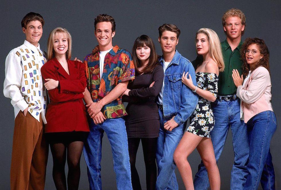 Beverly Hills 90210: un film racconterà il dietro le quinte della serie