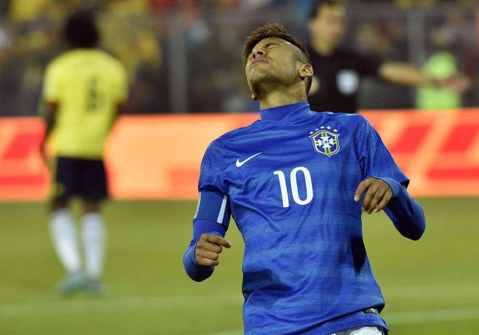 Addio Copa America per Neymar: 4 giornate di squalifica