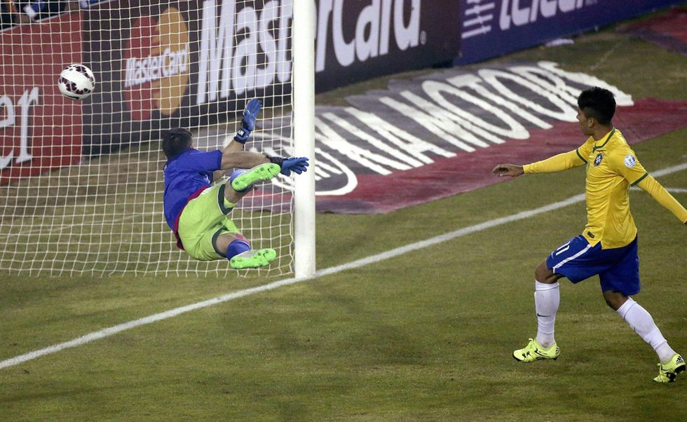 Copa America, i goal: Brasile-Venezuela 2-1