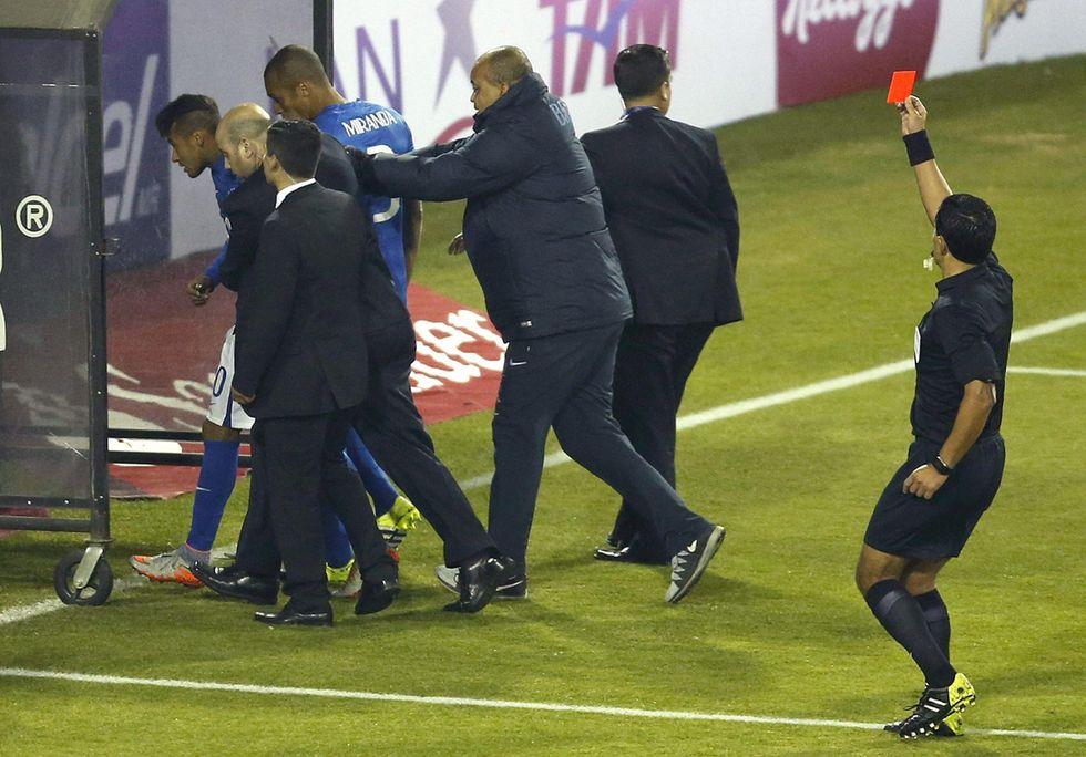 Copa America: nessun ricorso del Brasile per la squalifica di Neymar