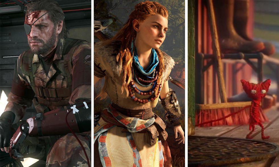 E3 2015: i migliori videogame, parte 2 - VIDEO