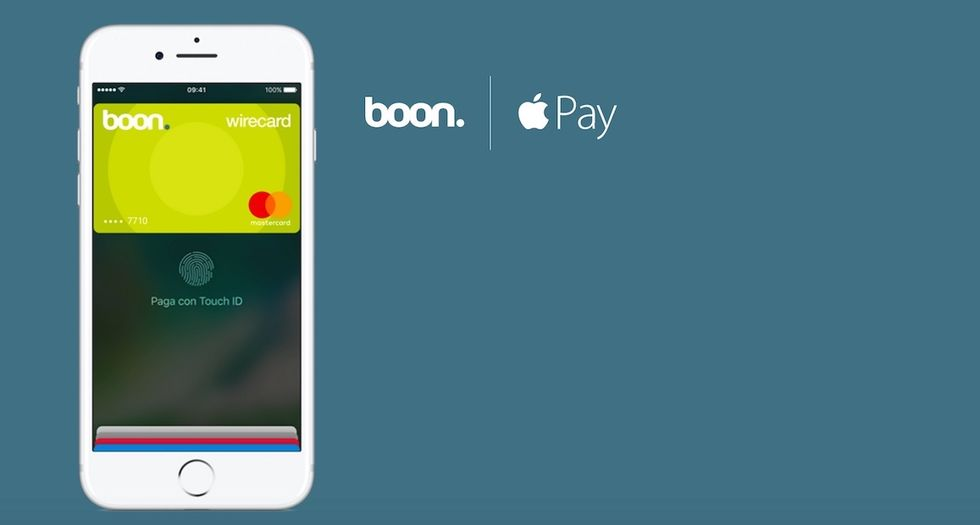 boon apple pay