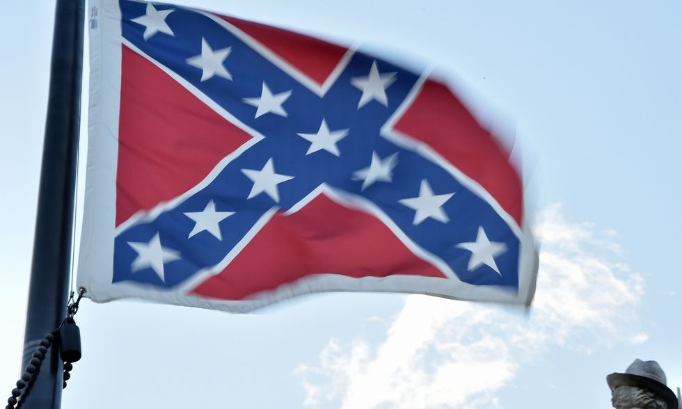 La bandiera (confederata) della discordia