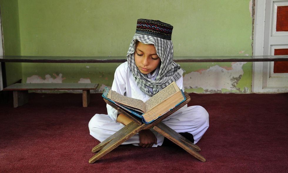 Ramadan in Afghanistan