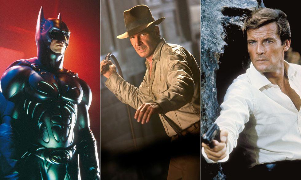 I personaggi più amati del cinema