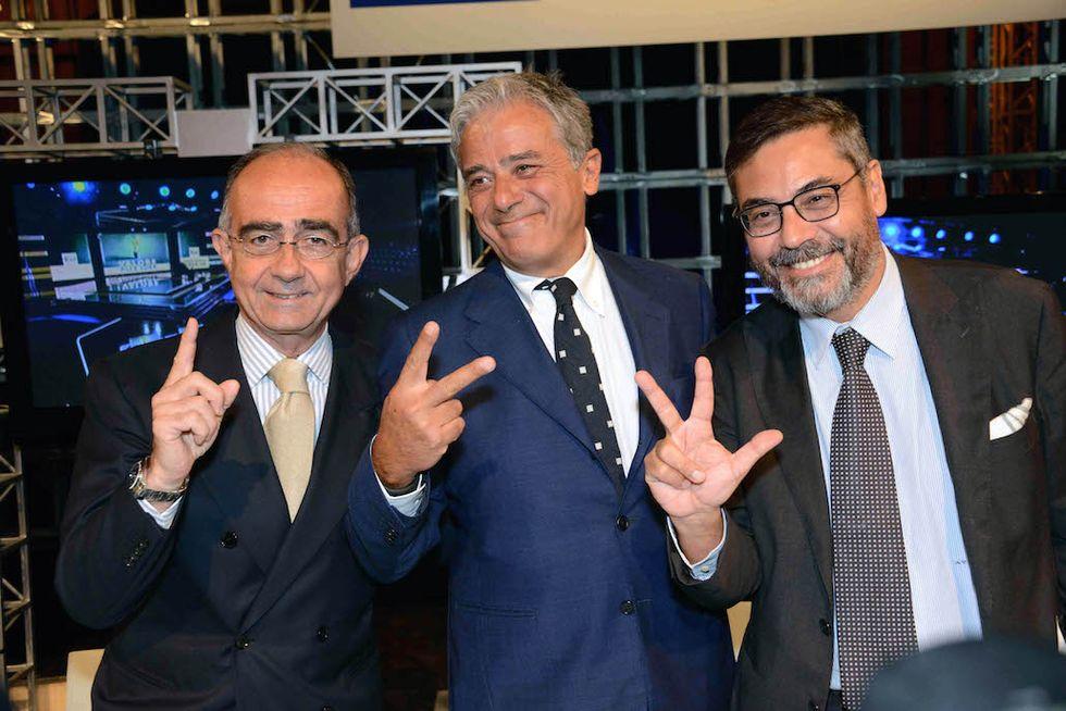 Palinsesti Rai: Conti bis a Sanremo, show della Pausini e la Gialappa's a Rai 2